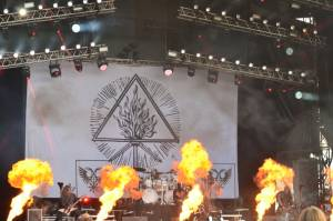 HellFest 2014, Clisson France - Behemoth