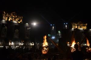 HellFest 2014, Clisson France - Amazing Gathering Aroung The Fire