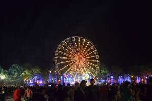 HellFest 2014, Clisson France - The Wheel
