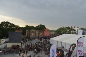 HellFest 2014, Clisson France - And When We Got There