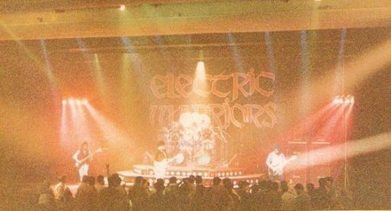 Electric Warriors La Cite 11