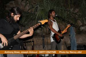 DIRTY ENZYME live @ Prog Night, Animal City Zook
