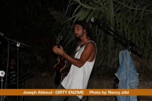 Joseph Abboud (Guitarist & Vocalist) from DIRTY ENZYME