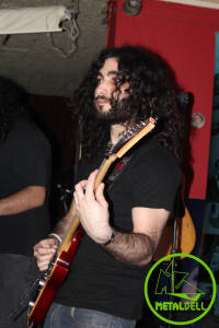 Richard Samia - April Guitarist