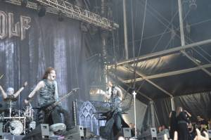 HellFest 2014, Clisson France - Powerwolf