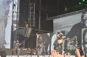 HellFest 2014, Clisson France - Rob Zombie