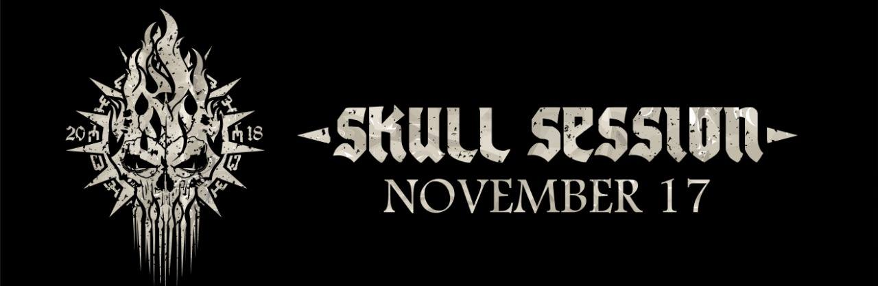 Skull Session 2018 Underground